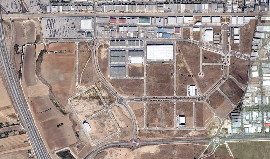 polígono industrial san fernando, madrid, catálogo rotondil, después, urbanismo, planeamiento, urbano, desastre, urbanístico, construcción, rotondas, carretera