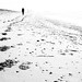 Footprints in the sand by martina.stang