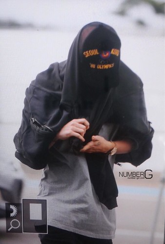 Big Bang - Incheon Airport - 25aug2015 - Number G - 02