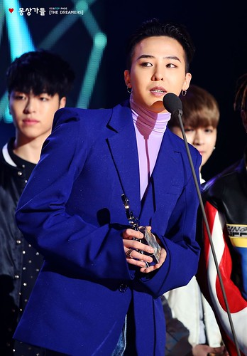 GDREIRA G-Dragon TOP GAON Awards 2016-02-17 (23)