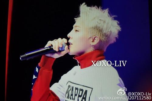 G-Dragon - Kappa 100th Anniversary Event - 26apr2016 - XOXO-Liv - 02