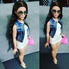 Look do dia #Barbie