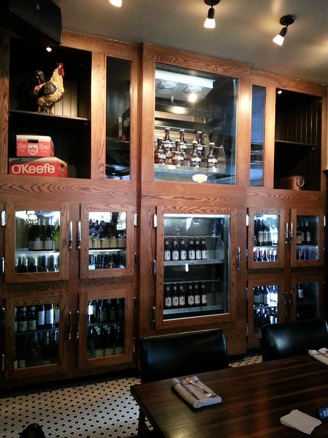 Beer Fridge - Le Sieur D'Iberville