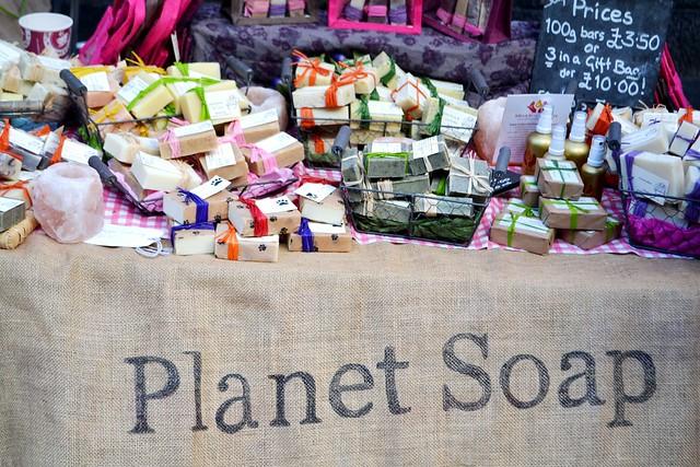 Planet Soap Aberdeen