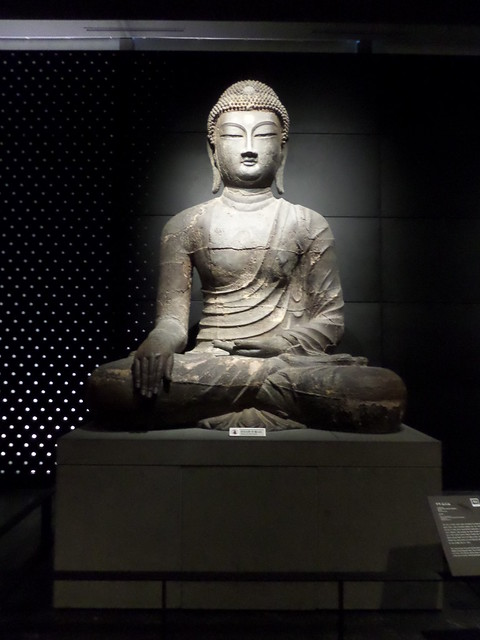10th Century Iron Buddha