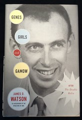 Genes Girls Gamow by James Watson cover