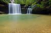Caney Creek Falls by rlpearlm