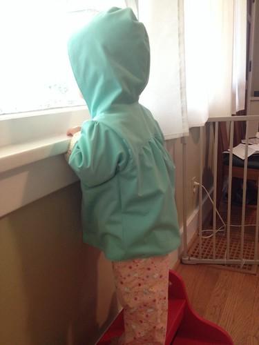Uptown raincoat 3