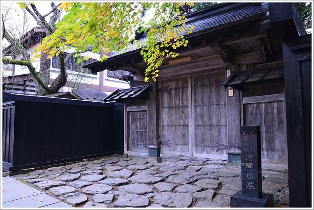 秋田角館武家屋敷楓紅007-DSC_4543