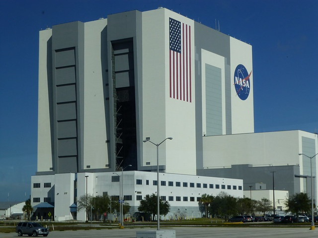 VAB at NASA Kennedy Space Center, Cape Canaveral (Florida)