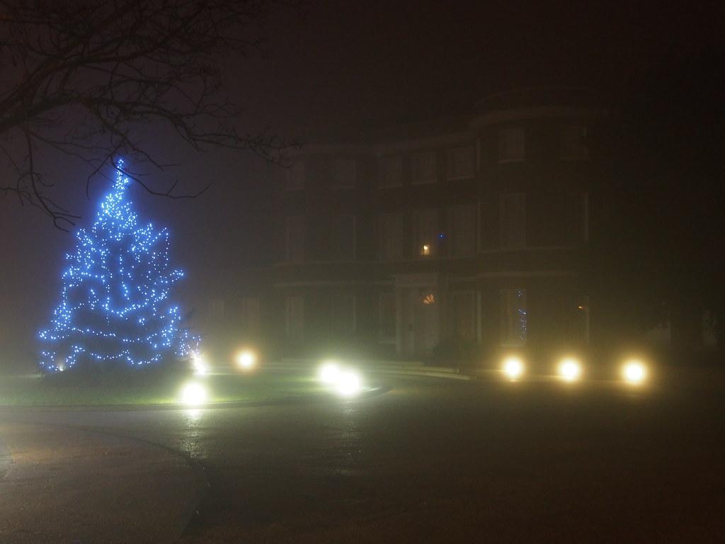 Misty Monday Night