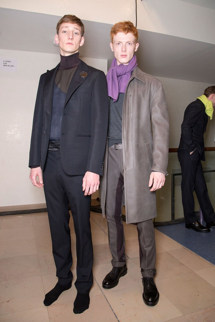 FW15 Paris Hermes316_Tom Gaskin, Linus Wordemann(fashionising.com)