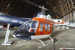 162028 HT-8 - 3707 - Bell TH-57C Searanger - Tillamook Air Museum - Tillamook, Oregon - 131025 - Steven Gray - IMG_8014