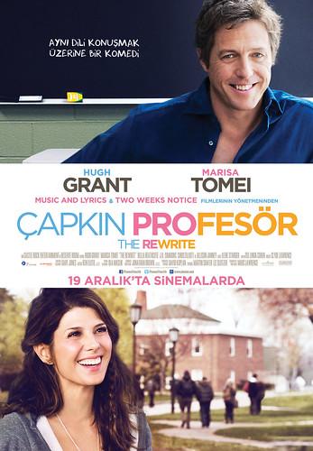 Çapkın Profesör - The Rewrite (2014)