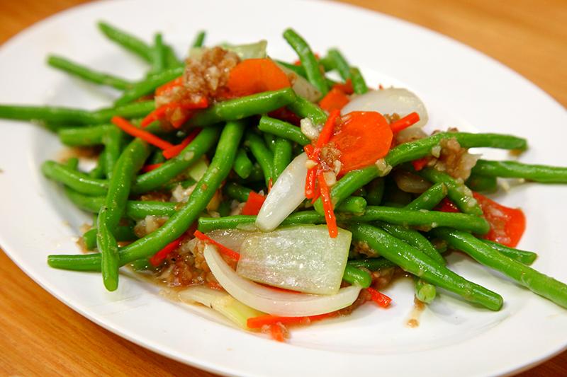 Stir-Fried-French-Bean