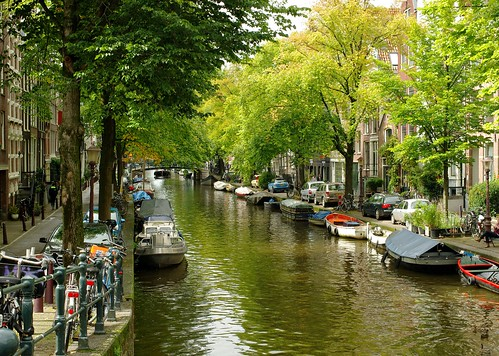 There Are Canals