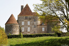 58 Verneuil - Château XII XV XVI XVII - Photo of Thianges