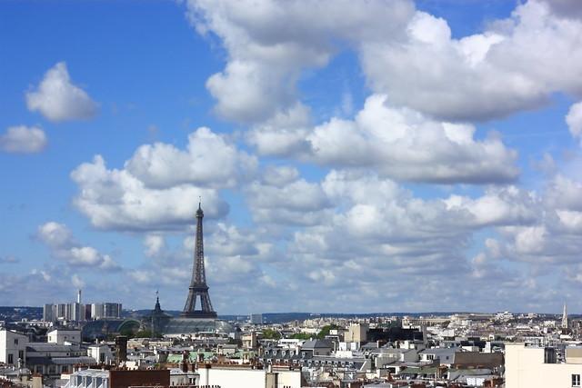 Printemps Haussmann. Paris