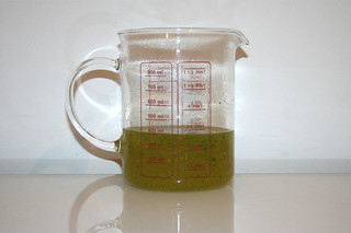 15 - Zutat Gemüsebrühe / Ingredient vegetable stock