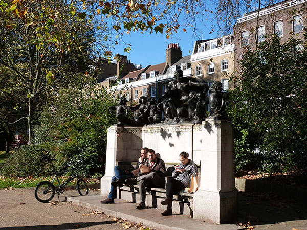 fontaine lincoln's inn green