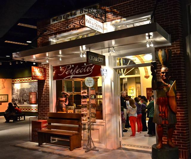tampa bay history center - cigar city