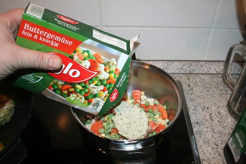 29 - Gemüse zubereiten / Cook vegetables