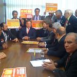 Votação do aumento do salário mínimo