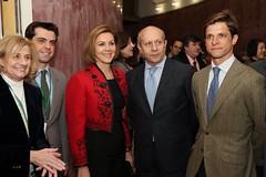 Cospedal y Wert inauguran el I Congreso Internacional La Tauromaquia como patrimonio cultural