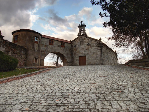 Capilla de la Finca de San Roque