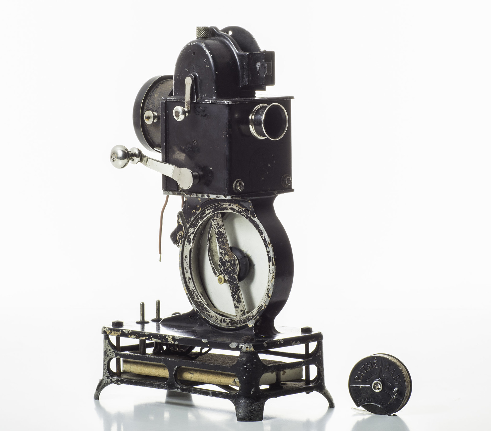 Pathe Baby film Projector