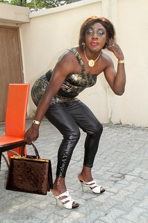 Lady AY in Action