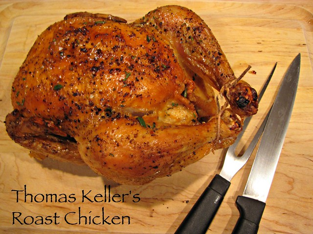 Thomas Keller's Roast Chicken - Idiot's Kitchen