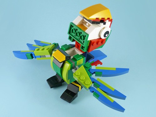 LEGO Creator 31031 Rainforest Animals 16