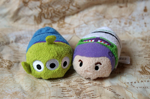 Toy Story 2 Tsum Tsums :)