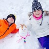 Do you want to build a snow man? (Or a cute little snow girl?)