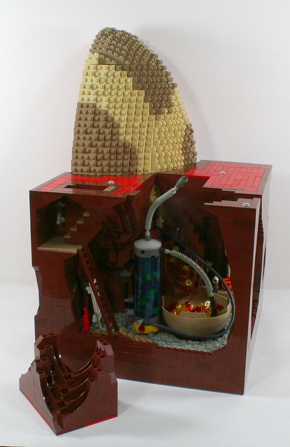 MOC] Sarlacc's nectar and the truth about Boba's escape
