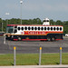 Disney Cruise Line coach 2105 at Disney's Animal Kingdom