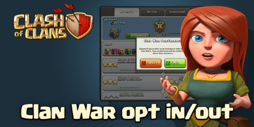 Clash of Clan upcoming update