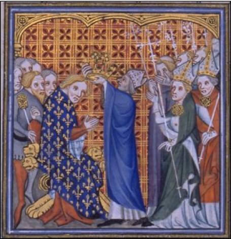 Coronation of Philippe VI