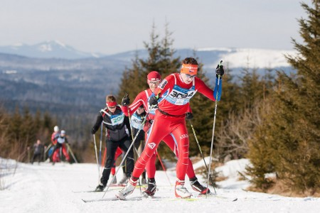 Šumavský skimaraton Kooperativy - jubilejního 30. ročníku se zúčastnilo přes 1 200 závodníků