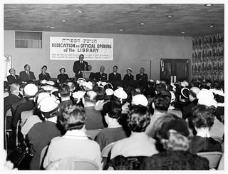 Jewish Community Centre April 17, 1955