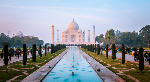 Wonders of Beauty | Taj Mahal | India