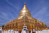 Shwezigon Pagoda - Burma
