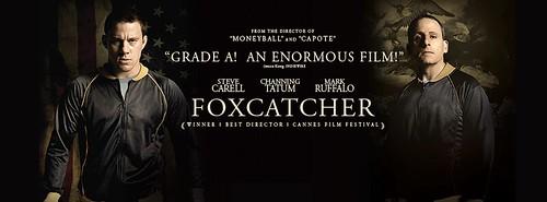 Reseña de cine: Foxcatcher