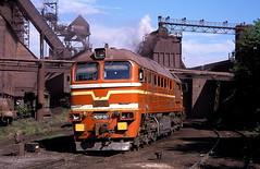 * GUS  Dieselloks  M62-1799  bis  M62UP-0021