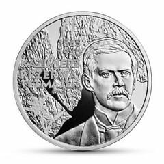 Poland coin on Kazimierz Perzerwa-Tetmajer obverse