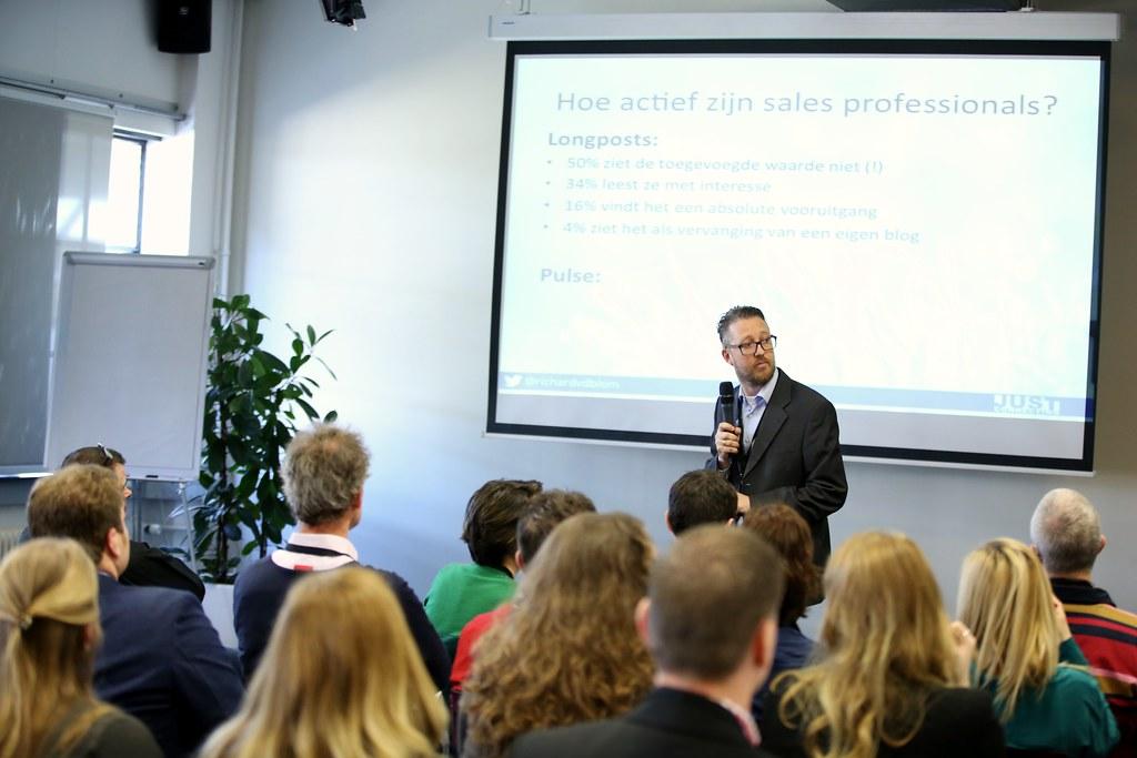 Linkedin Congres 2015 Eindhoven