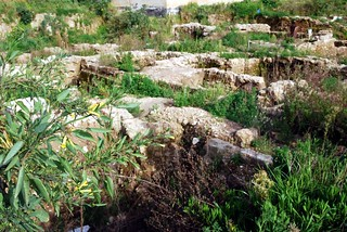 Beirut Roman Hippodrome Remains