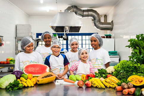 Brazil – providing children with individual nutrition guidance