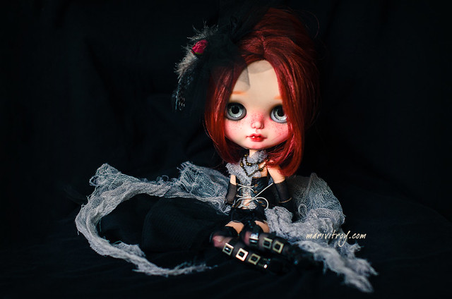 Blythe Royal Soliloquy, Custom by musaenfuga